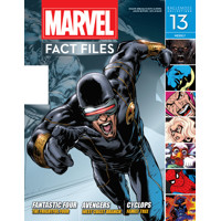 MARVEL FACT FILES #13