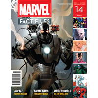 MARVEL FACT FILES #14