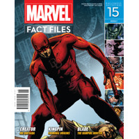 MARVEL FACT FILES #15