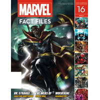 MARVEL FACT FILES #16