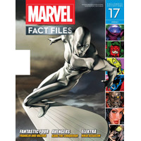 MARVEL FACT FILES #17
