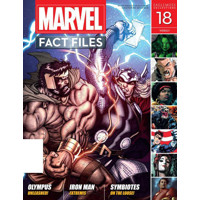 MARVEL FACT FILES #18