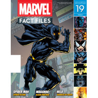 MARVEL FACT FILES #19