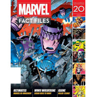 MARVEL FACT FILES #20