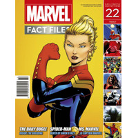 MARVEL FACT FILES #22