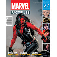 MARVEL FACT FILES #27