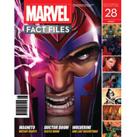 MARVEL FACT FILES #28