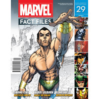 MARVEL FACT FILES #29