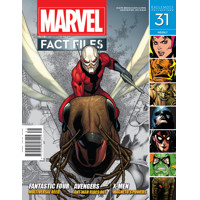 MARVEL FACT FILES #31