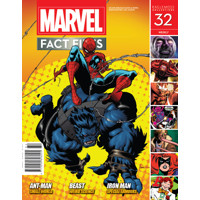MARVEL FACT FILES #32