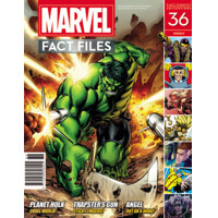 MARVEL FACT FILES #36