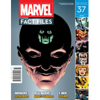 MARVEL FACT FILES #37