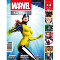 MARVEL FACT FILES #38