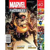 MARVEL FACT FILES #40