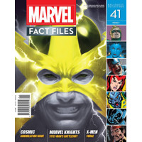 MARVEL FACT FILES #41