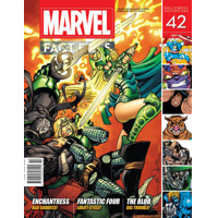 MARVEL FACT FILES #42