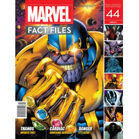 MARVEL FACT FILES #44