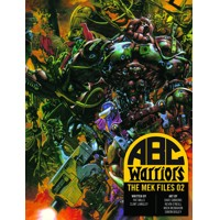 ABC WARRIORS: THE MEK FILES VOLUME 2 HC VOL 02 (MR) - Pat Mills