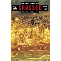 CROSSED WISH YOU WERE HERE TP VOL 04 (MR) - Simon Spurrier
