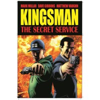 SECRET SERVICE PREM HC KINGSMAN (MR) - Mark Millar