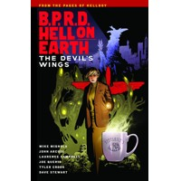 BPRD HELL ON EARTH TP VOL 10 DEVILS WINGS - Mike Mignola, John Arcudi