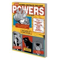 POWERS TP VOL. 3: LITTLE DEATHS NEW PTG VOL 03 LITTLE DEATHS NEW PTG (MR) - Br...