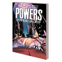 POWERS TP VOL 04 SUPERGROUP NEW PTG (MR) - Brian Michael Bendis
