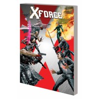 X-FORCE TP VOL 02 HIDE FEAR - Simon Spurrier & Various