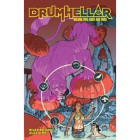 DRUMHELLAR TP VOL 02 DOGS AND GODS - Riley Rossmo, Adam Link
