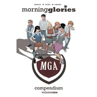 MORNING GLORIES COMPENDIUM TP VOL 01 - Nick Spencer