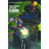EX MACHINA TP BOOK 04 (MR) - Brian K. Vaughan