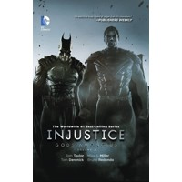 INJUSTICE GODS AMONG US TP VOL 02 - Tom Taylor