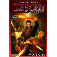 JIM BUTCHERS DRESDEN FILES WAR CRY HC - Jim Butcher, Mark Powers