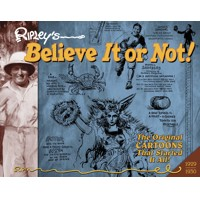 RIPLEYS BELIEVE IT OR NOT ORIG CARTOONS HC VOL 01 - Robert Ripley