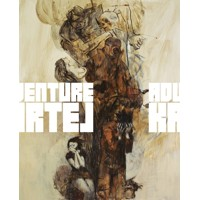 ADVENTURE KARTEL HC - Ashley Wood