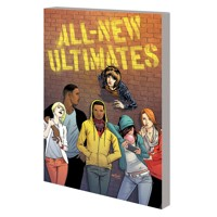 ALL NEW ULTIMATES TP VOL 01 POWER FOR POWER - Michel Fiffe