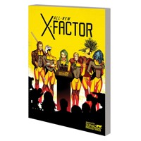 ALL NEW X-FACTOR TP VOL 02 CHANGE OF DECAY - Peter David