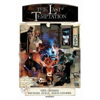NEIL GAIMAN THE LAST TEMPTATION HC - Neil Gaiman