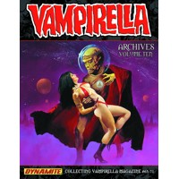 VAMPIRELLA ARCHIVES HC VOL 10 (MR) - Bill DuBay & Various