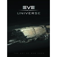 EVE UNIVERSE ART OF NEW EDEN HC - Ccp Games