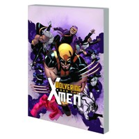 WOLVERINE AND X-MEN TP VOL 01 TOMORROW NEVER LEARNS - Jason Latour