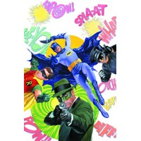 BATMAN 66 MEETS THE GREEN HORNET HC - Kevin Smith, Ralph Garman