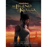LEGEND KORRA ART ANIMATED SERIES HC BOOK 01 AIR - Michael Dante Dimartino, Bry...