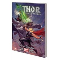 THOR GOD OF THUNDER TP VOL 03 ACCURSED - Jason Aaron