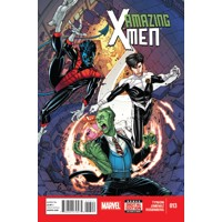 AMAZING X-MEN #13 - James TynionIV