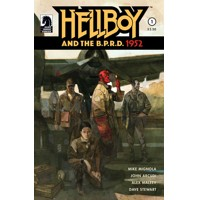 HELLBOY AND THE BPRD #1 (OF 5) - Mike Mignola, John Arcudi