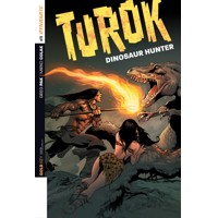 TUROK DINOSAUR HUNTER #1 2ND PTG - Greg Pak