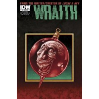 WRAITH WELCOME TO CHRISTMASLAND #6 (OF 7) SUBSCRIPTION VAR - Joe Hill