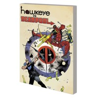 HAWKEYE VS DEADPOOL TP - Gerry Duggan