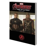MARVELS AVENGERS TP AGE OF ULTRON PRELUDE - Various